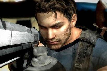 It's official: Chris Redfield locked, loaded for Resident Evil 5