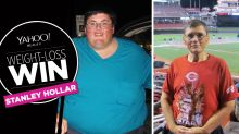 How this amputee lost a shocking 488 pounds: 'I am alive today to encourage others'