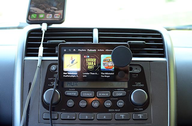 ICYMI: We take a drive with Spotify's Car Thing