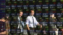 La Bolsa de Tokio logra su máximo en casi 21 años ante la posible continuidad de Abe