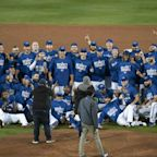 MLB roundup: Jays wrap up playoff berth