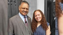 Jesse Jackson's granddaughter Skye fights racism at her Virginia boarding school: 'It was just normal for students to be in blackface'