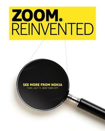 Nokia hosting 'Zoom Reinvented' event July 11th in NYC