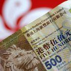 Hong Kong finance secretary says no plans to change U.S. dollar peg