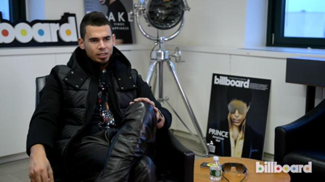 Afrojack Talks 'The Spark,' Signing to Def Jam and More