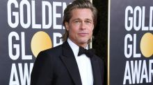 Brad Pitt on 'Running Into' Ex Jennifer Aniston at 2020 Golden Globes (Exclusive)