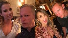 Laurence Fox and Vogue Williams respond to dating rumours