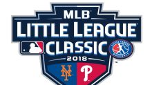 MLB announces that Phillies and Mets will play in 2018 Little League Classic