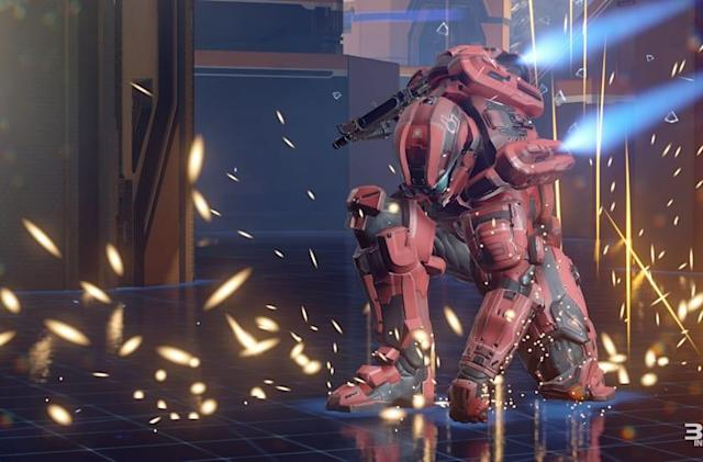 How Microsoft keeps 'Halo 5' multiplayer games glitch-free