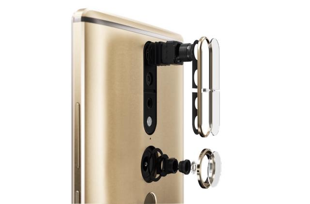 $500 Lenovo Phab2 Pro is the first Google Tango phone