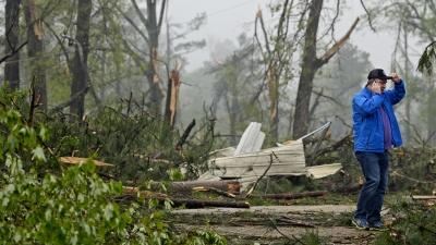 Sights and Sounds: Deadly Tornado Outbreak