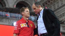 """Ok, bye-bye"" - Legende rät Vettel zu Karriereende"