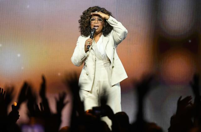 Classic 'Oprah Winfrey Show' episodes return in podcast form