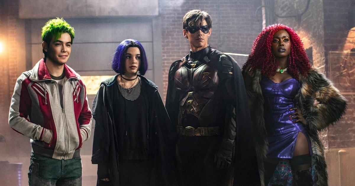 Titans Season 2 Premiere Date Revealed Joshua's birth flower is sweet. yahoo finance