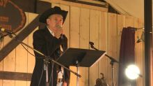 Cowboy poetry honours wild west