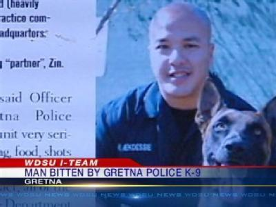 Lawyer Asks Feds To Investigate Gretna PD After Man's Groin