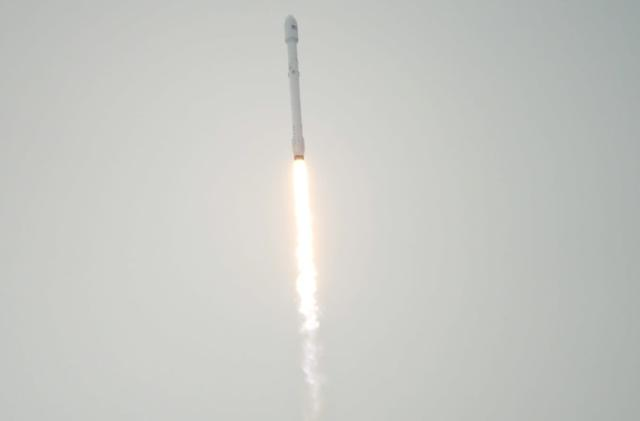 SpaceX could try its next sea landing on February 24th