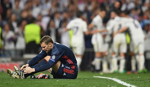 Champions League: Fußbruch! Saisonaus für Neuer