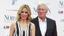 Richard Gere podría ser padre por segunda vez a los 68 años