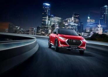 Nissan休旅家族身形最迷你的Magnite將為新興市場專屬!