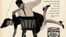 Le pubblicità degli anni '50 che oggi ci farebbero rabbrividire