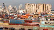 Beirut conmemora aniversario de explosión en el puerto con ira y tristeza