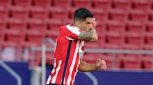 Atletico Madrid 6-1 Granada: Suarez at the double on debut as Rojiblancos run riot