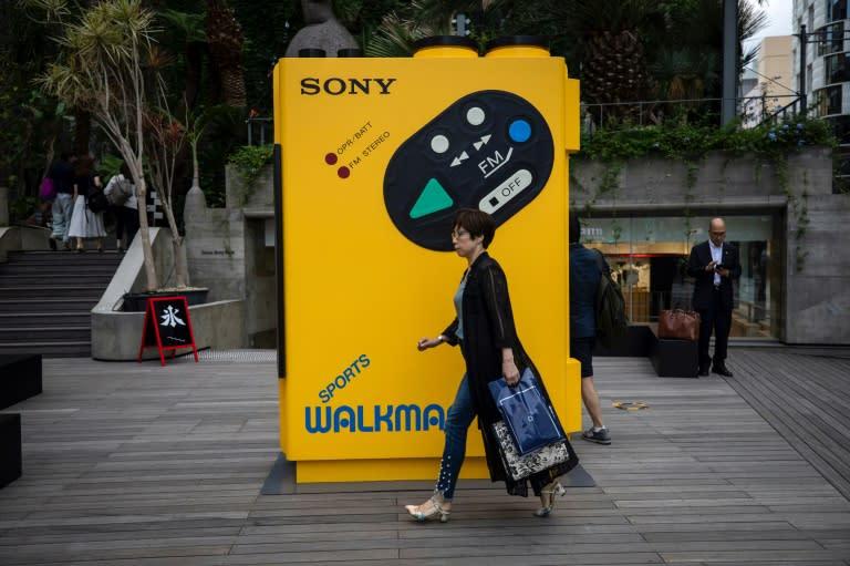 Hit rewind: Sony Walkman triggers nostalgia on 40th birthday