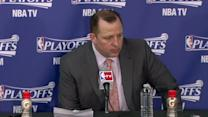 Press Pass: Tom Thibodeau