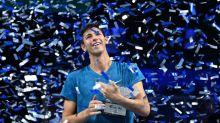 Australia's Popyrin wins first ATP title in Singapore