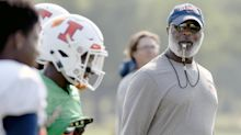 Lovie Smith shares they were never to able to install entire defensive system at Illinois