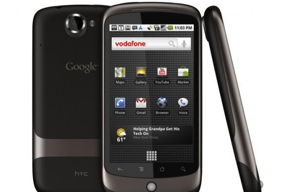 Nexus One launches on Vodafone UK this Friday, April 30