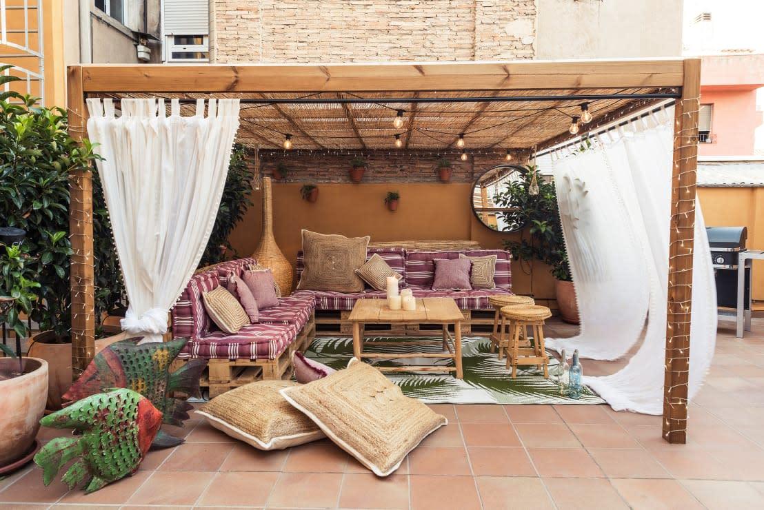 8 claves para crear una terraza con encanto - Decorar terrazas con encanto ...