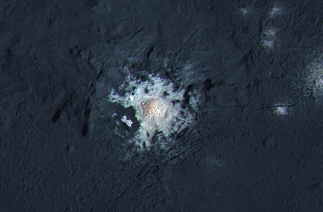 NASA's Dawn mission offers a closer look at the dwarf planet Ceres