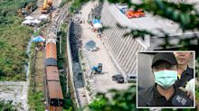 Truck owner apologises over train derailment that killed dozens