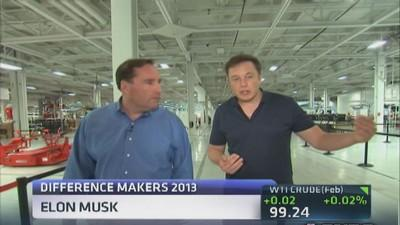 Elon Musk: Pushing paradigms of auto industry