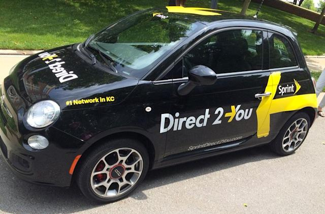 Sprint's traveling installers come to Boston, Philly and Atlanta