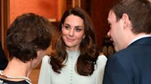 Who is the Duchess of Cambridge's 'private dressmaker?'