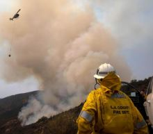 California wildfires: Cooler temperatures allow for progress fighting forest blaze