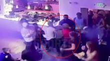 CCTV vision emerges of UFC star's brutal nightclub attack