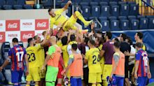 'Villarreal will always be my home' – Cazorla and Bruno bid farewell to Yellow Submarine after LaLiga rout