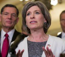 GOP senator contradicts Trump on North Korean missile tests: 'I find them very disturbing'