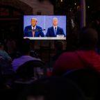Investors react to last Trump-Biden election debate