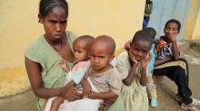 Más de 100.000 niños de la región etíope de Tigray podrían morir de hambre: UNICEF