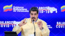 Doctors skeptical as Venezuela's Maduro touts coronavirus 'miracle' drug