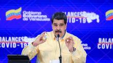 Doctors skeptical as Venezuela's Maduro touts coronavirus 'miracle' drug