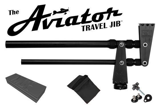 Insert Coin: The Aviator Travel Jib lets you crane on the go (video)