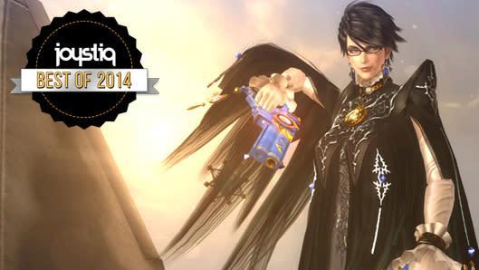 Joystiq Top 10 of 2014: Bayonetta 2