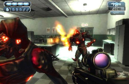 The Conduit 2 coming to Wii