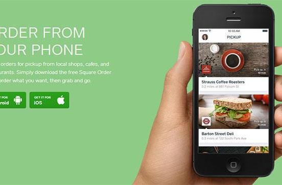 Square's new app lets you pre-order food and drink before picking it up